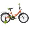 Велосипед 18' NOVATRACK VECTOR оранжевый 183 VECTOR.OR 9