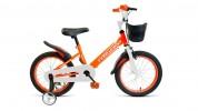 Велосипед 16' FORWARD NITRO оранжевый/белый RBKW9L6G1022