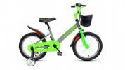 Велосипед 16' FORWARD NITRO серый RBKW9L6G1018