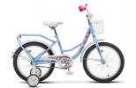 Велосипед 18' STELS FLYTE Lady голубой 12' Z011