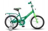 Велосипед 16' STELS TALISMAN зеленый 11' Z010