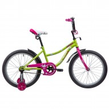 Велосипед 20' NOVATRACK NEPTUNE салатовый 203 NEPTUN.GN 9 (20)
