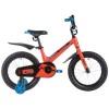 Велосипед 16' рама алюминий NOVATRACK BLAST оранжевый 165 MBLAST.OR 9