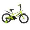 Велосипед 18' NOVATRACK EXTREME салатовый 183 EXTREME.GN 9