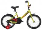 Велосипед 16' NOVATRACK TWIST зеленый 161 TWIST.GN 20