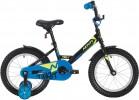 Велосипед 18' NOVATRACK TWIST черный 181 TWIST.BK 20