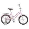 Велосипед 16' NOVATRACK TETRIS розовый+ корзина 161 TETRIS.PN 20