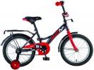 Велосипед 16' NOVATRACK STRIKE черный-красный 163 STRIKE.BKR 20