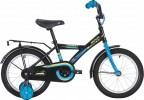Велосипед 14' NOVATRACK FOREST черный 141 FOREST.BK 20