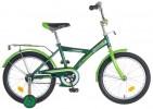 Велосипед 16' NOVATRACK FOREST зеленый 161 FOREST.GN 20