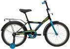 Велосипед 16' NOVATRACK FOREST черный 161 FOREST.BK 20