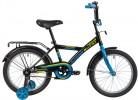 Велосипед 18' NOVATRACK FOREST черный 181 FOREST.BK 20