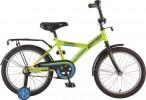 Велосипед 20' NOVATRACK FOREST зеленый 201 FOREST.GN 20 (20)