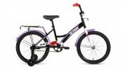 Велосипед 20' ALTAIR KIDS 20 черный/белый, 13' RBKT05N01009