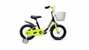 Велосипед 16' FORWARD BARRIO 16 черный RBKW9L6G1011