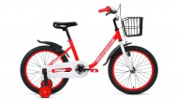 Велосипед 18' FORWARD BARRIO 18 красный RBKW9L6H1012