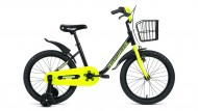 Велосипед 18' FORWARD BARRIO 18 черный RBKW9L6H1011