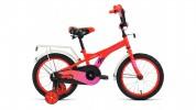 Велосипед 16' FORWARD CROCKY 16 красный RBKW9LNG1016