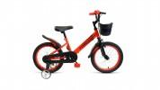 Велосипед 18' FORWARD NITRO 18 красный (19-20г.) RBKW0LNH1012