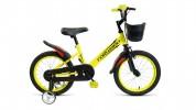 Велосипед 18' FORWARD NITRO 18 желтый RBKW9L6H1024