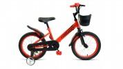 Велосипед 18' FORWARD NITRO 18 красный RBKW9L6H1021