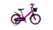 Велосипед 18' FORWARD NITRO 18 розовый (19-20г.) RBKW0LNH1010
