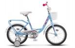 Велосипед 16' STELS Flyte Lady голубой, 11' (LU081314)
