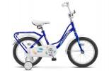 Велосипед 16' STELS WIND Синий 11' Z020 (LU090622)
