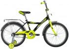 Велосипед 20' NOVATRACK ASTRA черный 203ASTRA.BK20