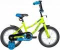 Велосипед 14' NOVATRACK NEPTUNE салатовый 143NEPTUNE.GN20