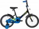 Велосипед 16' NOVATRACK TWIST черный 161TWIST.BK20