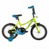Велосипед 16' NOVATRACK NEPTUNE салатовый 163NEPTUNE.GN20