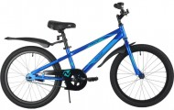 Велосипед 16' NOVATRACK JUSTER синий 165JUSTER.BL21