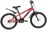 Велосипед 16' NOVATRACK PRIME красный 167PRIME1V.RD20
