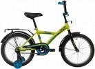 Велосипед 18' NOVATRACK FOREST зеленый 181FOREST.GN21
