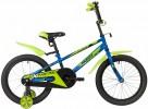 Велосипед 18' NOVATRACK EXTREME синий 183EXTREME.BL21