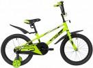 Велосипед 18' NOVATRACK EXTREME зеленый 183EXTREME.GN21