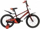 Велосипед 18' NOVATRACK EXTREME красный 183EXTREME.RD21