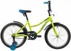 Велосипед 18' NOVATRACK NEPTUNE салатовый 183NEPTUNE.GN20