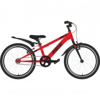 Велосипед 18' NOVATRACK PRIME SBV красный 187PRIME1V.RD20
