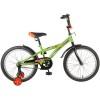 Велосипед 20' FOXX F зелёный #113452 201F20.GN7