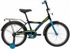 Велосипед 20' NOVATRACK FOREST черный 201FOREST.BK21