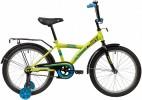Велосипед 20' NOVATRACK FOREST зеленый 201FOREST.GN21