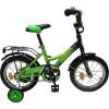 Велосипед NOVATRACK 14' FR-10 зеленый 143 FR10.GN 5