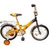 Велосипед NOVATRACK 16' FR-10 желтый 163 FR.10.YL 5