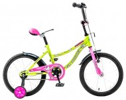 Велосипед 12' NOVATRACK NEPTUNE салатовый 123 NEPTUN.GN 5 (19-З)