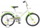 Велосипед NOVATRACK 18' YT FOREST белый-зеленый 181 FOREST.WT 5