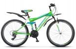 Велосипед 26' двухподвес ДЕСНА -2620 салатовый, 21 ск., 16,5'
