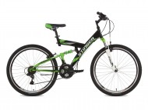 Велосипед STINGER 26' двухподвес, BANZAI черый, 20' 26 SFV.BANZAI.20 BK7