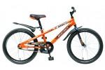 Велосипед 20' хардтейл NOVATRACK JUSTER оранжевый 205 JUSTER.OR 9 (20)